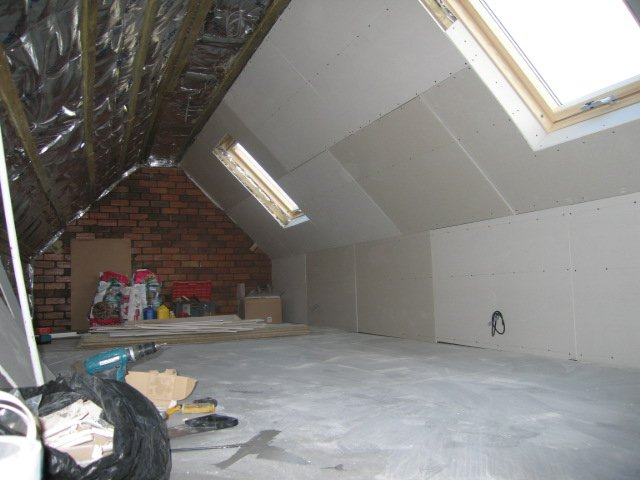 Roof Insulation Ireland Super Foil Sf19 Roof